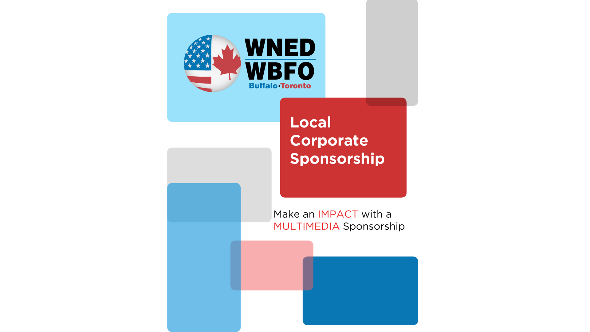 Download the complete WNED | WBFO Media Kit