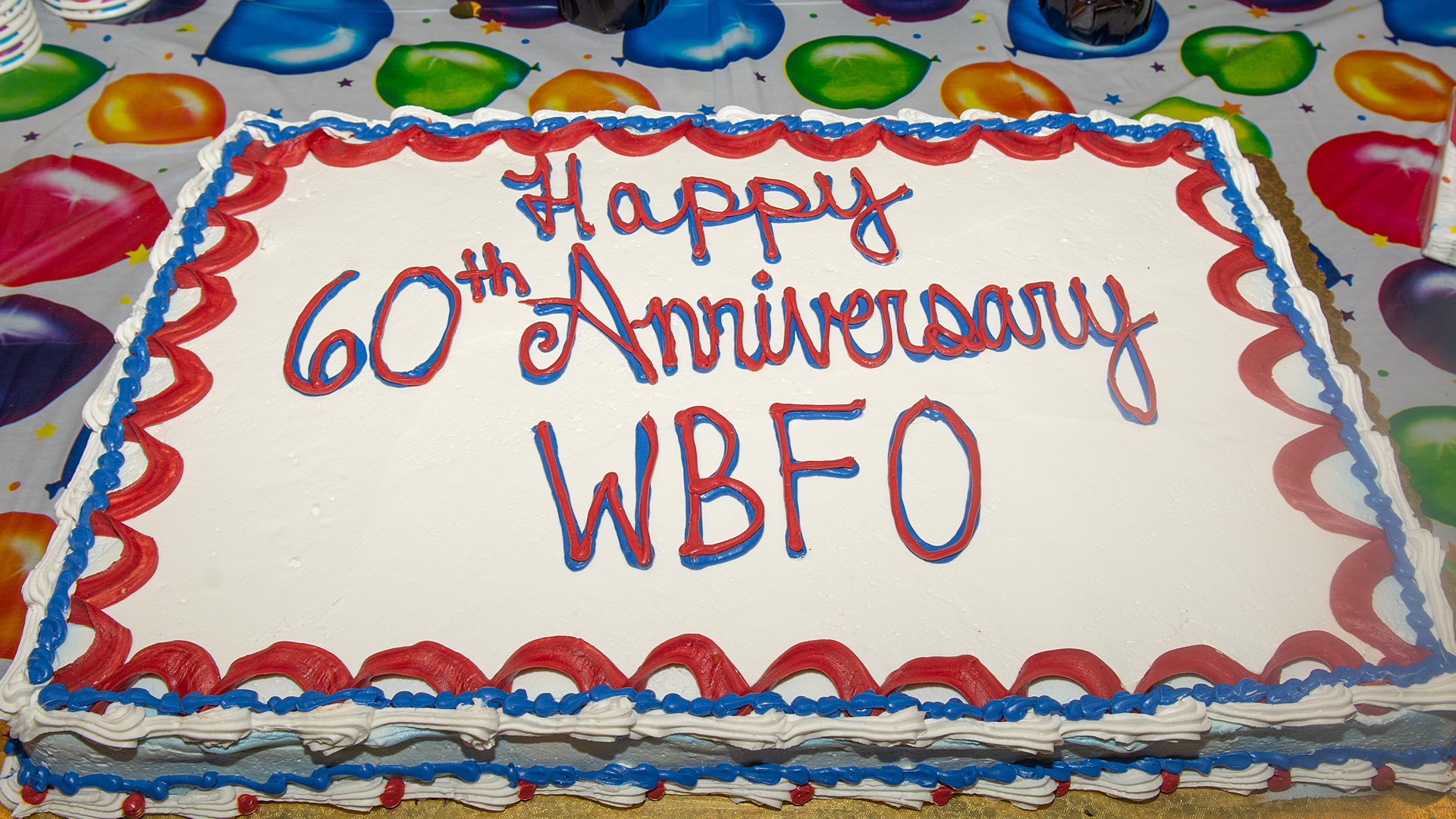 WBFO signed on the air January 6, 1959