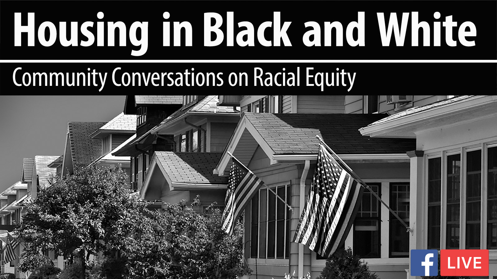 Housing in Black and White | Racial Equity