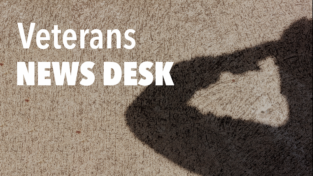 Veterans News Desk