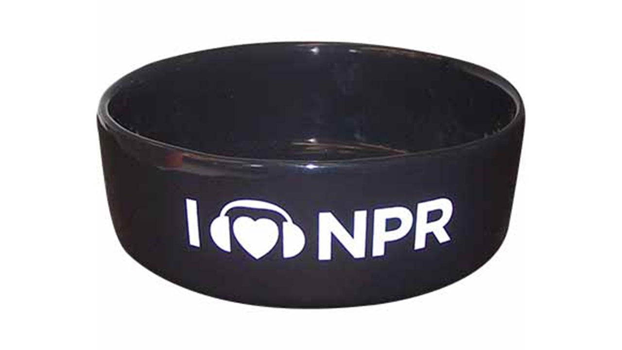 """I """"heart"""" NPR Pet Bowl"""