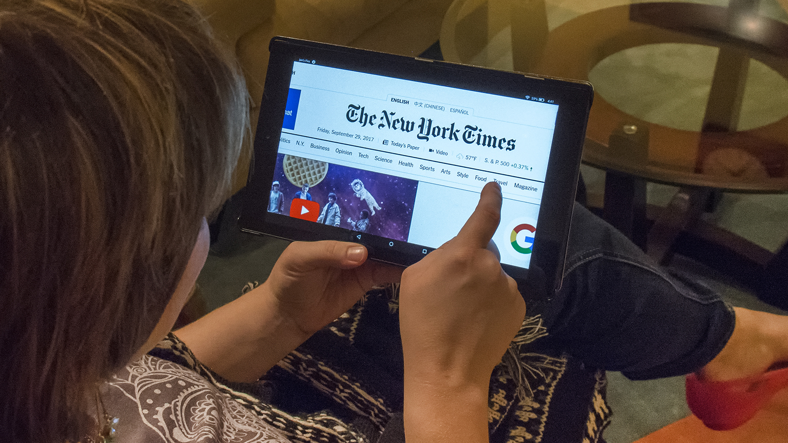 New York Times 1 Year Digital Subscription