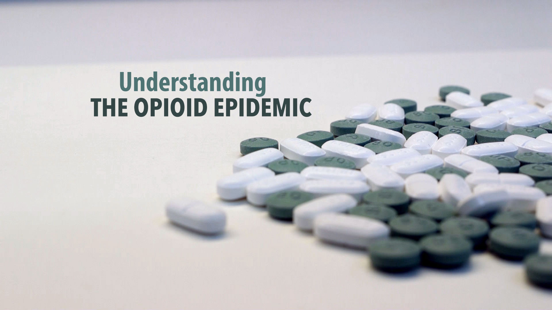 Undersatnding the Opioid Epidemic