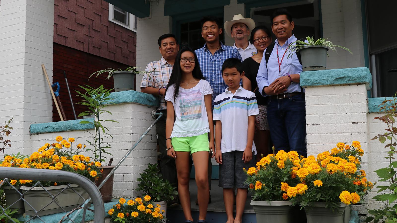 The Tran Family