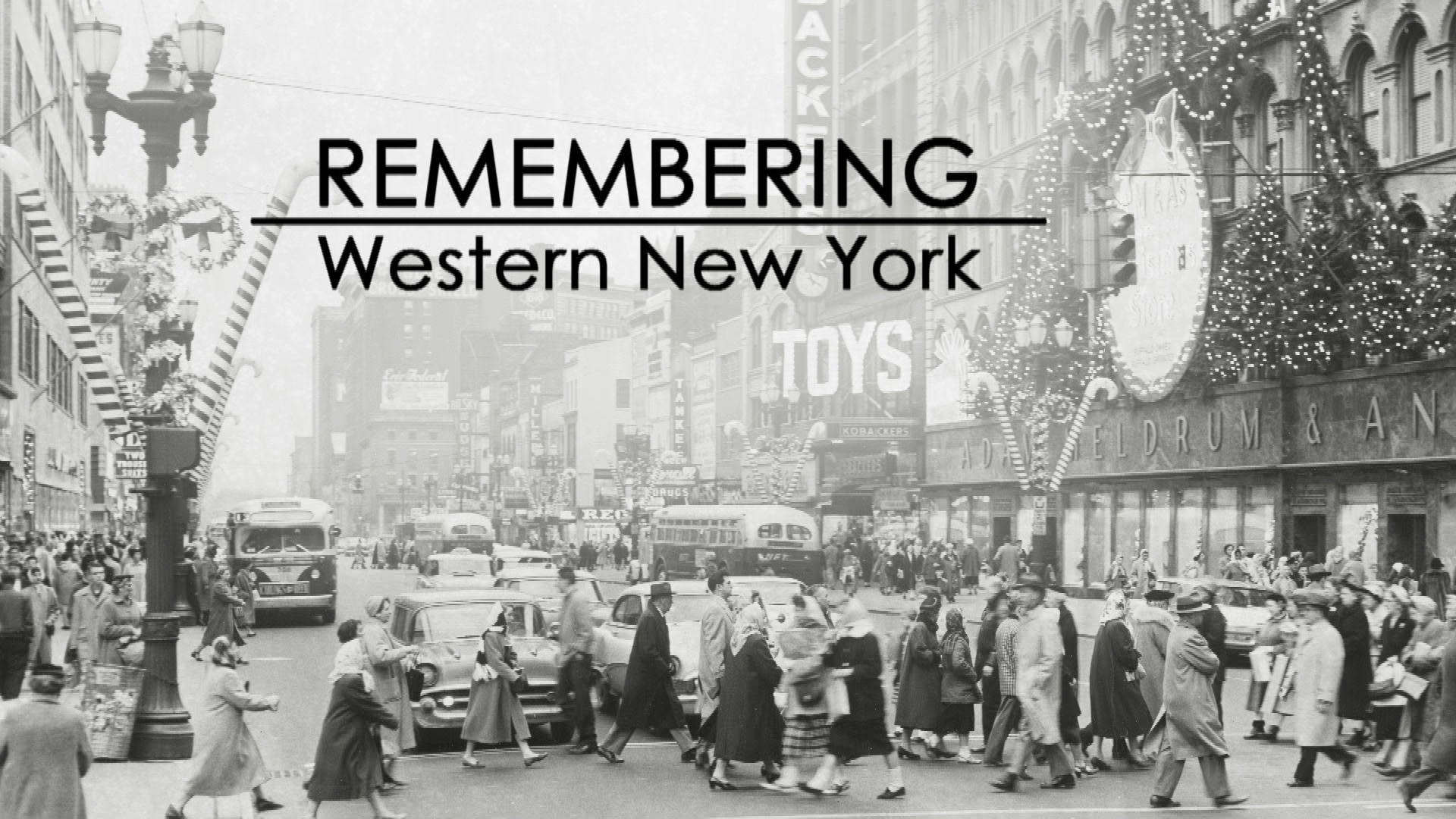 Remembering Western New York