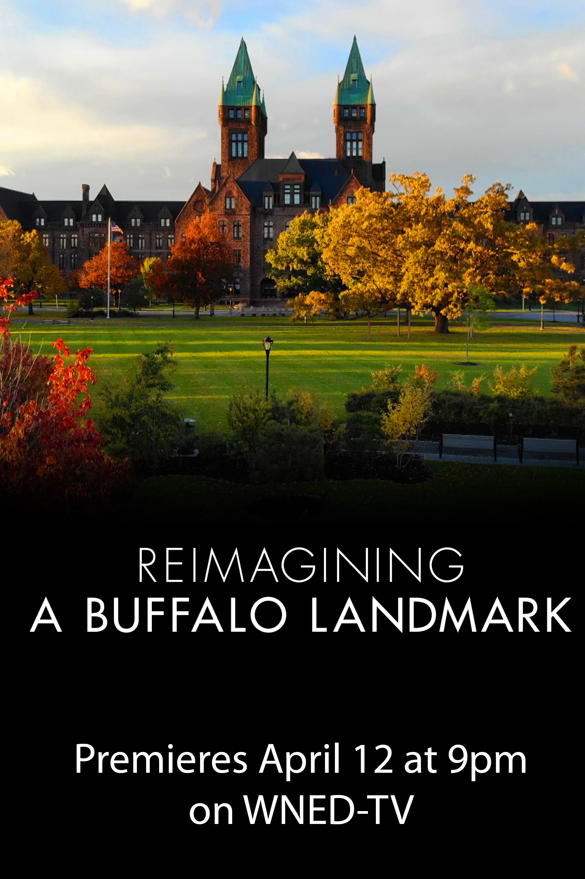 Reimagining A Buffalo Landmark | Coming In April