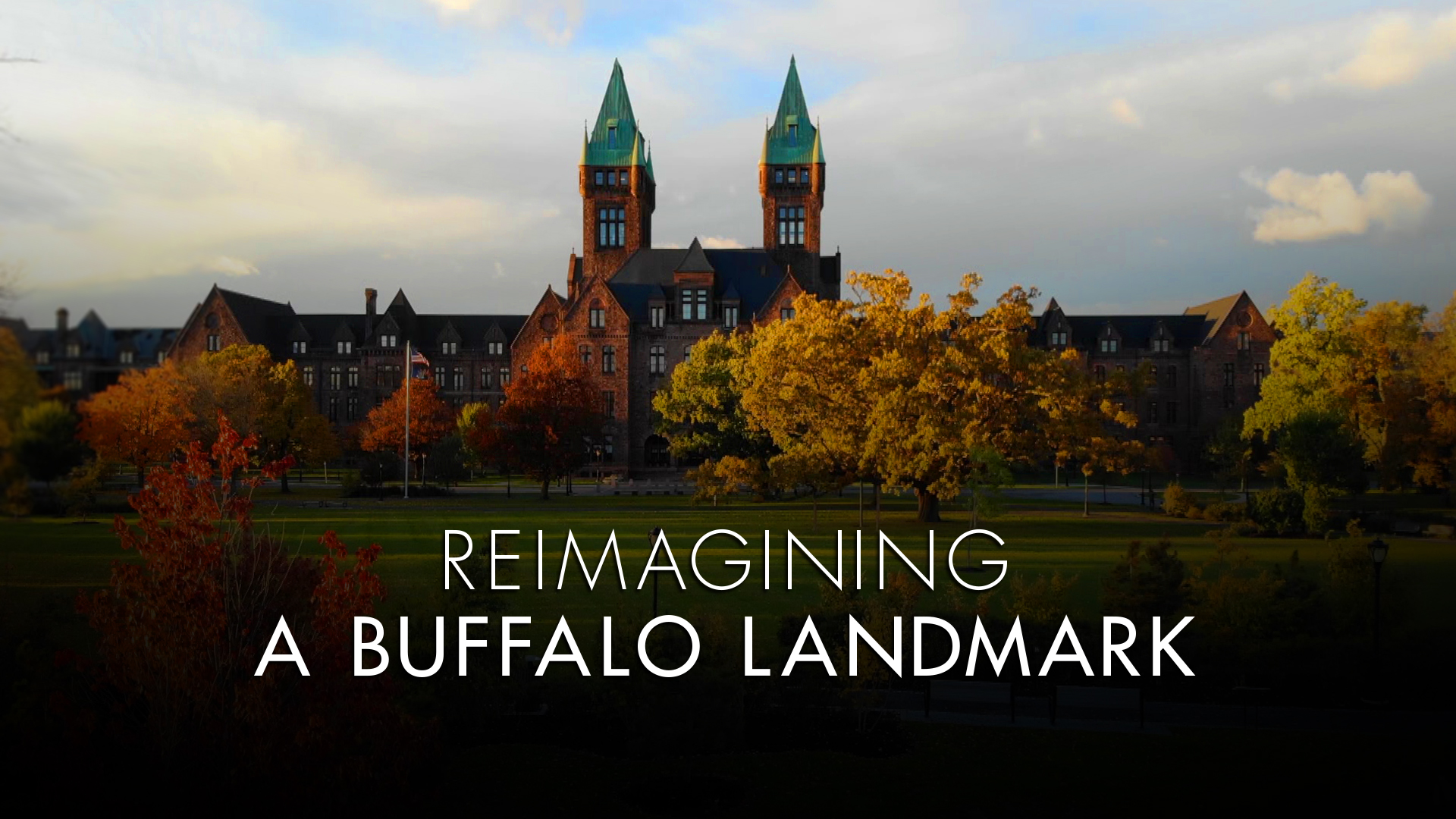 Reimagining A Buffalo Landmark | Now Streaming