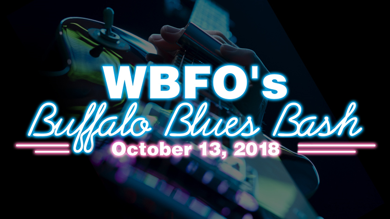 WBFO's Buffalo Blues Bash Returns October 13!