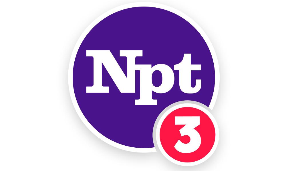 PBS Kids on NPT 3 Logo