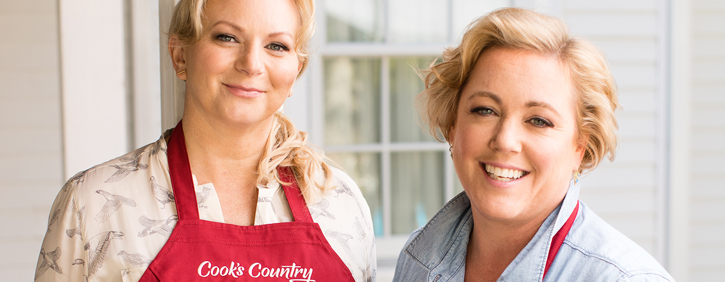 Cook's Country and America's Test Kitchen
