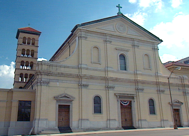 The Cathedral of the Incarnation