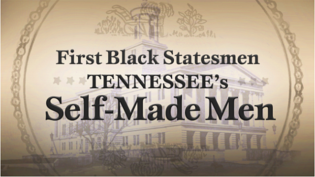 First Black Statesmen