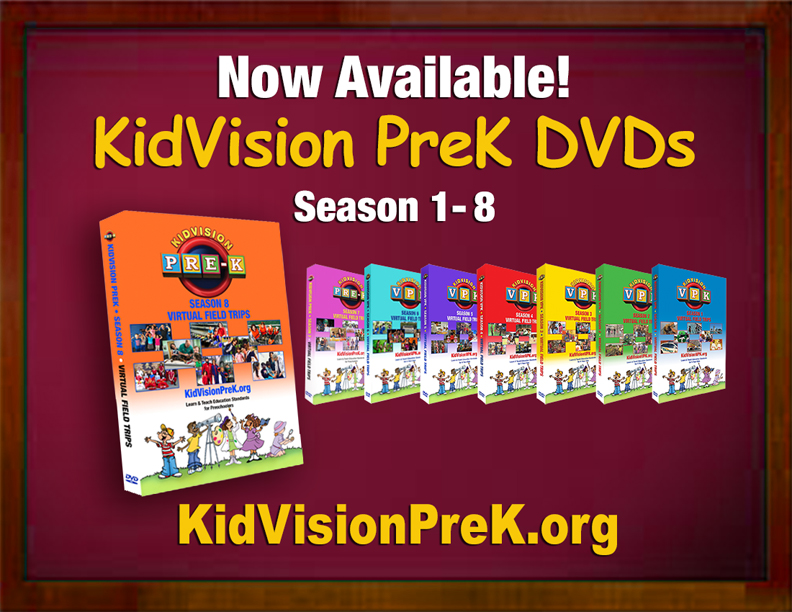Welcome To Kidvision Voluntary Pre Kindergarten Standards Education
