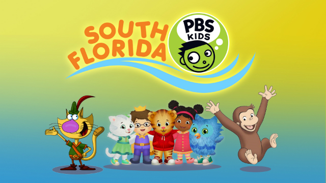 Like South Florida PBS Kids on Facebook