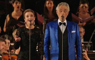 Landmarks Live Bocelli