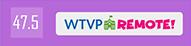 47.5 - WTVP | Remote