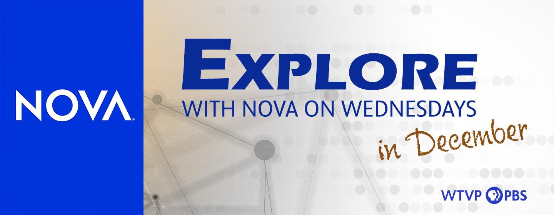 Explore with Nova on Wednesdays in November