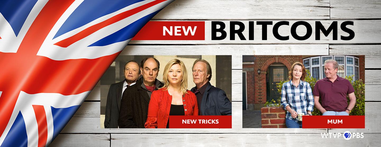 New Britcoms - New Tricks and Mum