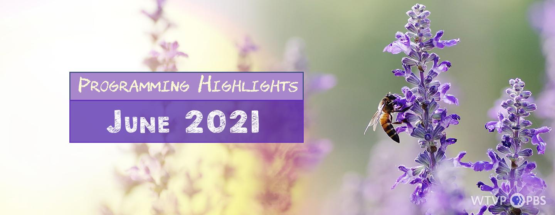 Programming Highlights - June 2021