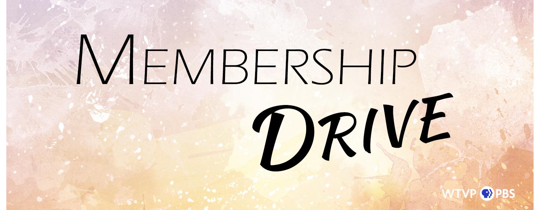 Membership Drive - August 2021