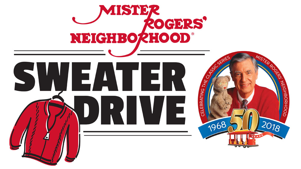 Mister Rogers' Sweater Drive