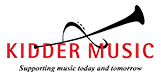 Kidder Music Logo