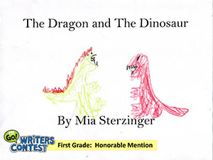 "First Grade: ""The Dragon and the Dinosaur"""