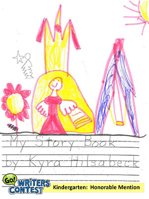 "Kindergarten: ""My Story Book"""
