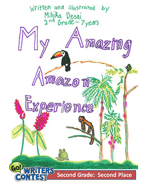 "Second Grade: ""My Amazing Amazon Experience"""