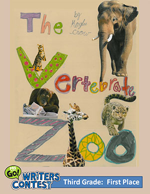 "Third Grade: ""The Vertebrate Zoo"""
