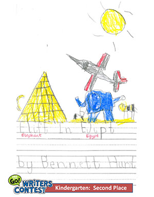 "Kindergarten: ""Elephant in Egypt"""