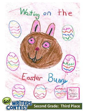 "Second Grade: ""Waiting on the Easter Bunny"""