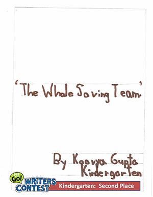 "Kindergarten: ""The Whale Saving Team"""