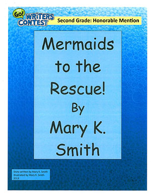 "Second Grade: ""Mermaids to the Rescue"""