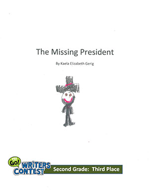 "Second Grade: ""The Missing President"""