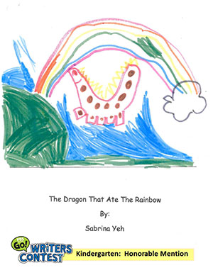 "Kindergarten: ""The Dragon that Ate the Rainbow"""