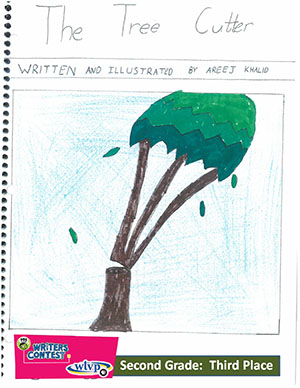 "Second Grade: ""The Tree Cutter"""
