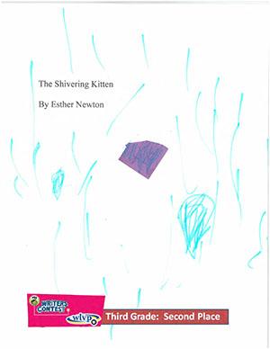 "Third Grade: ""The Shivering Kitten"""