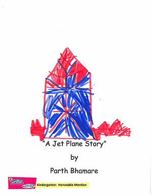 "Kindergarten: ""A Jet Plane Story"""