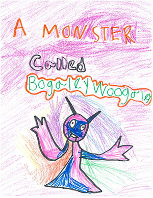"""First Grade: """"Boogaley Woogaley"""""""