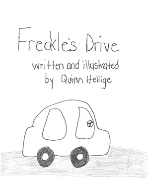 "Second Grade: ""Freckle's Drive"""