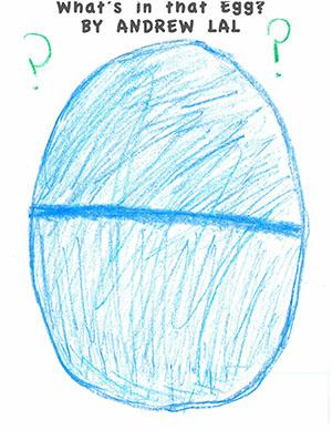 """Kindergarten: """"What's in that Egg?"""""""
