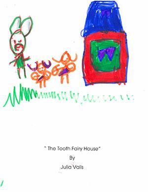 "Kindergarten: ""The Tooth Fairy House"""