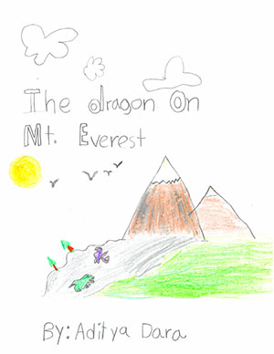 "First Grade: ""The Dragon on Mt. Everest"""