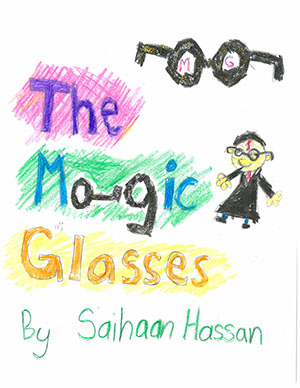 "First Grade: ""The Magic Glasses"""