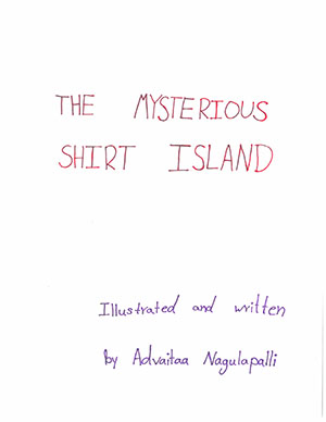 "Second Grade: ""The Mysterious Shirt Island"""