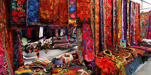 Otavalo's Indian Market
