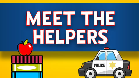 WUCF's Meet The Helpers