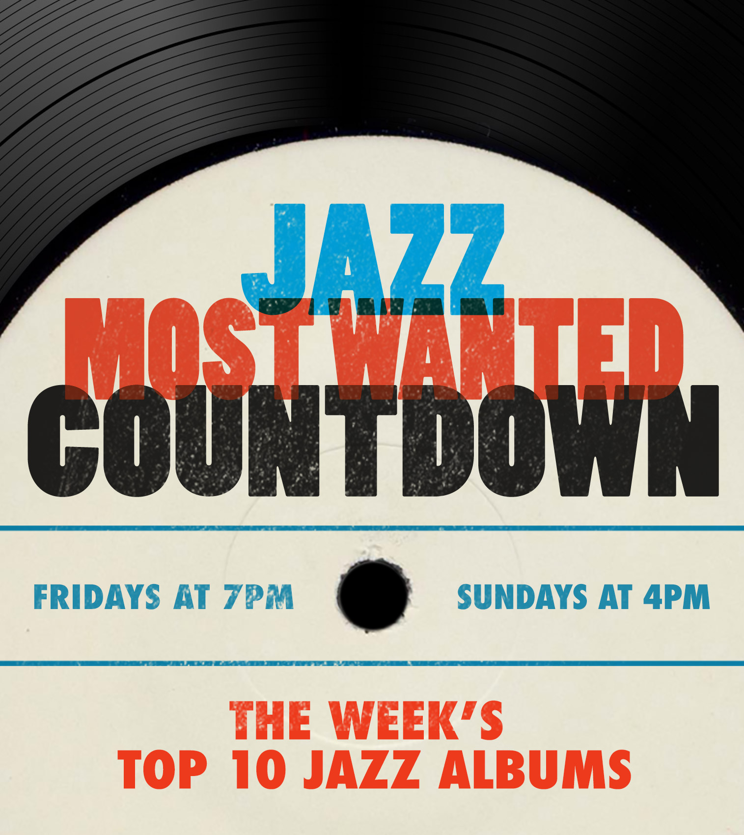 Jazz Most Wanted Countdown
