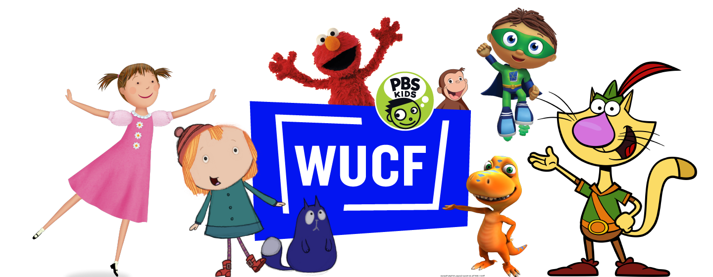 WUCF PBS KIDS Schedule